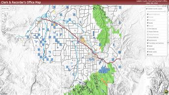 Gallatin County Interactive Maps